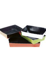 Dessert basket 10x16x3.5cm