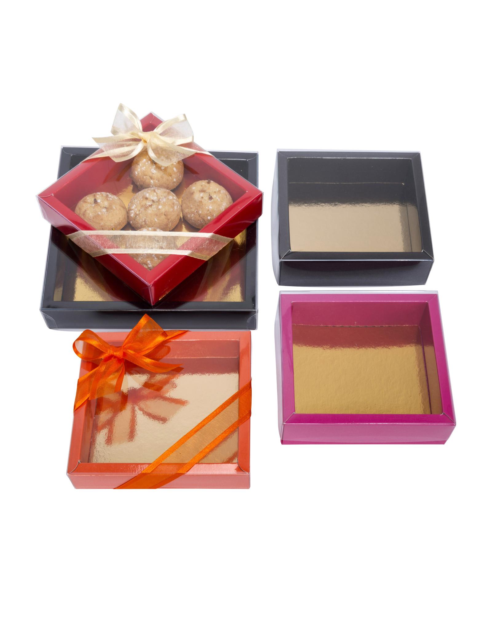 Luxe Box 15x15x2.5cm
