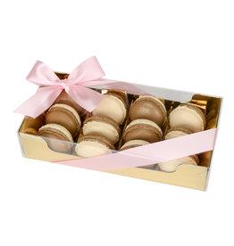 Macarons Box  20x13x4.5cm