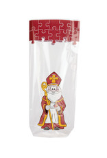 Cross bottom bag A - St. Nicholas