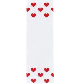 Blokbodemzak H - Valentijn