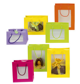 Window Bag 18+8x19cm