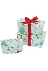 Ballotins with closure - Santa