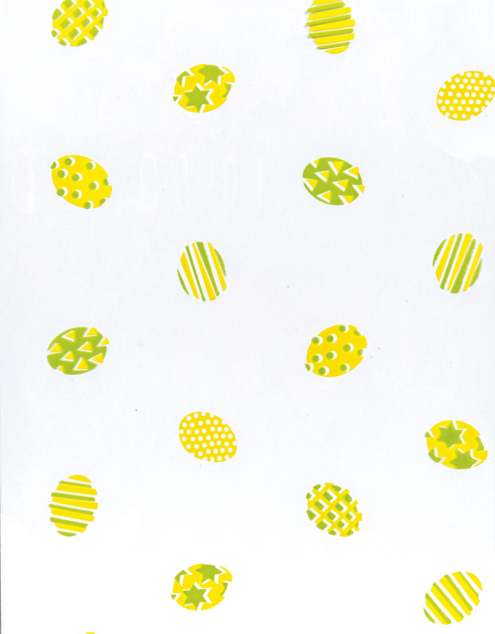 PP foil - eggs
