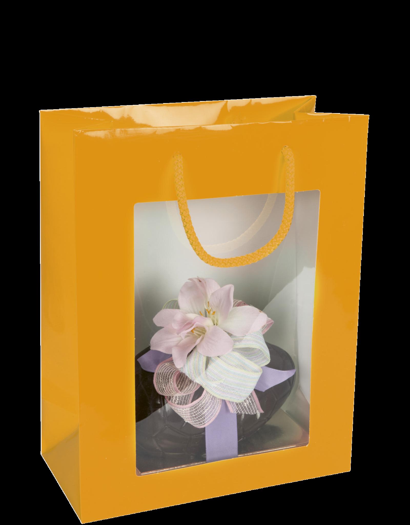 Window Bag 18+11x12cm