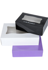 Pastry box rectangular 20x13x5.5cm