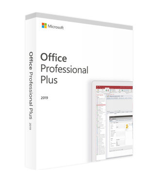 Microsoft Microsoft Office 2019 Professional Plus