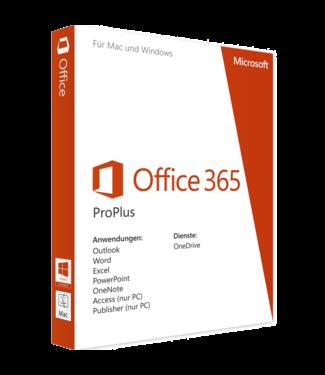 Microsoft Microsoft Office 365 Account Lizenz