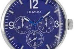 Oozoo OOZOO horloge Brown-Croco C7047