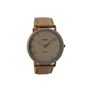 OOZOO horloge vintage taupe
