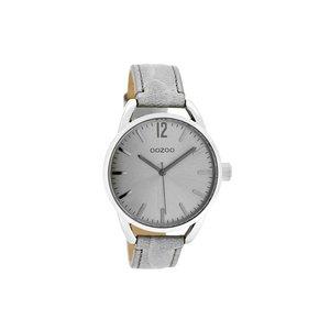 OOZOO horloge grijs C8335