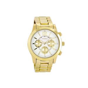 OOZOO horloge metaal goud