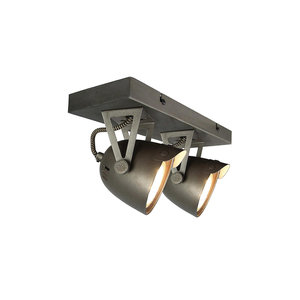 Label51 plafonniere cap 2 lichts