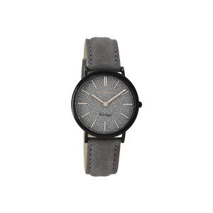 OOZOO Horloge elephantgrey