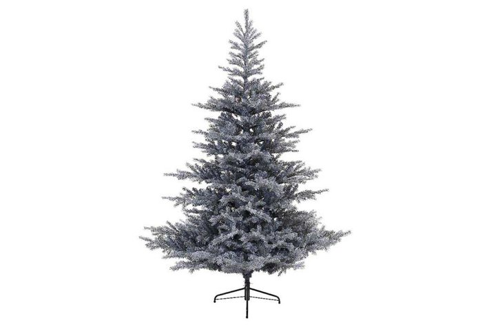 Grandis fir frosted hinged tree metal