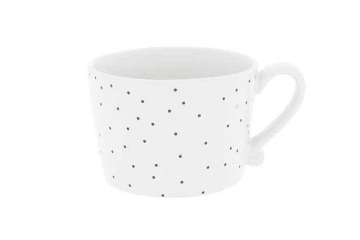 Bastion Collections Bastion Collections Cup White Dots