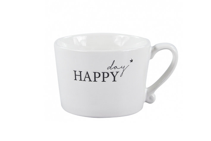 Bastion Collections Bastion Collections Mug Happy Day
