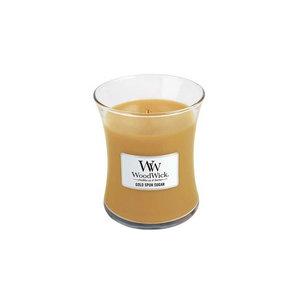 WoodWick Medium Candle Gold Spun Sugar