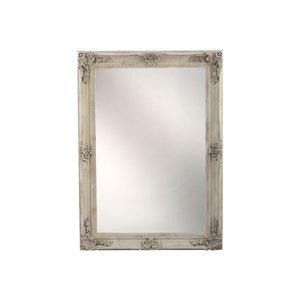 PTMD spiegel baroque grijs hout