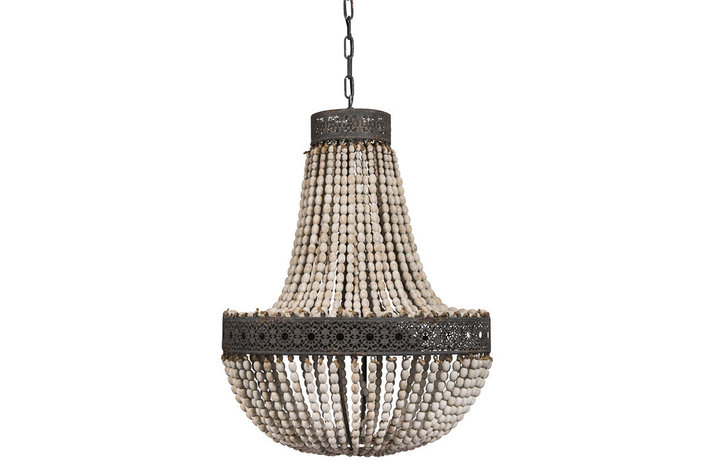 PTMD PTMD Beading white hanging lamp