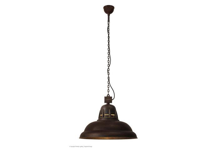 Frezoli Lighting by Tierlantijn Frezoli hanglamp Borr Bruin patina L.839.1.000