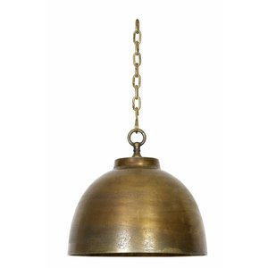Hanglamp kylie antiek brons