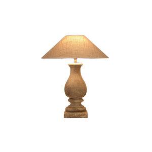 Tafellamp Frezoli Gali oud wit L.089.1.010