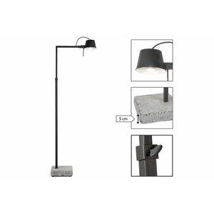 Vloerlamp lacio loodkleur L.195.1.400