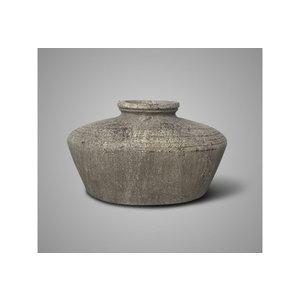 BRYNXZ bottle oval cement ancient