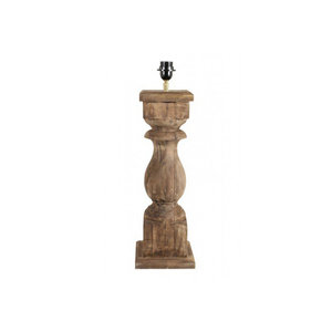 Light & Living  Lampenvoet cadore  XL hout weather barn