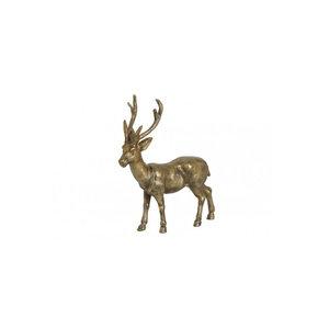 Light & Living Ornament Deer hert antiek brons