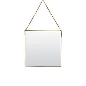 Spiegel momo  30-30 gold