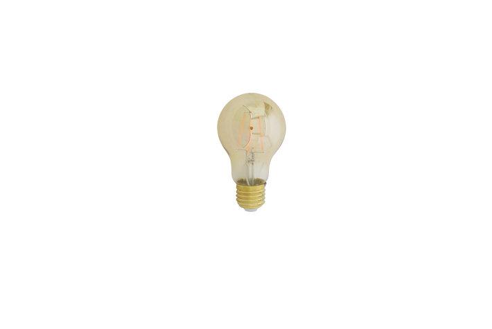 Light en Living Light & Living LED kogel light 4 watt amber dimbaar