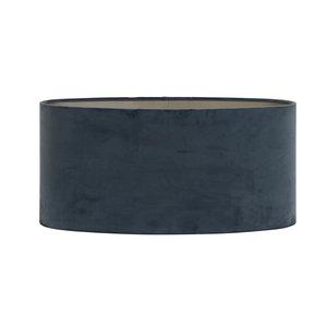 Kap ovaal recht  45-45-22 dusty blue