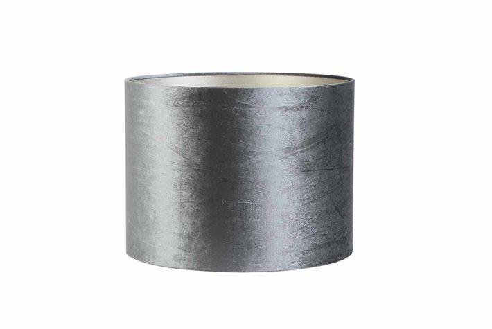 Light en Living Light & Living Kap cilinder 27-22-22 zinc graphite