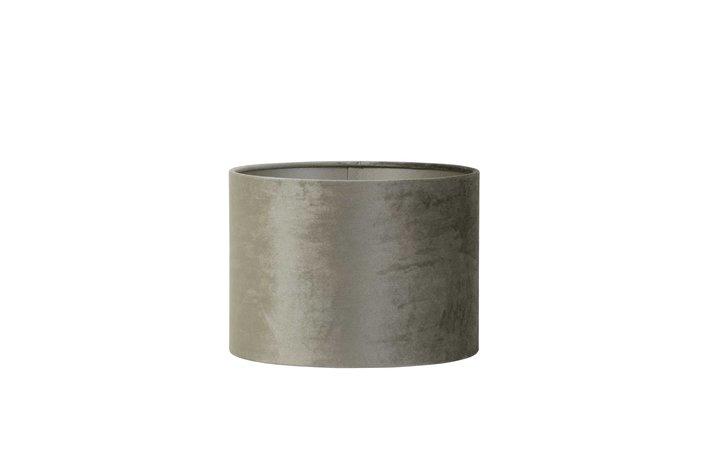 Light en Living Light & Living Kap cilinder 22-22-27 zinc taupe
