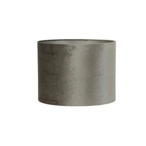 Light & Living Kap cilinder 30-40-40 zinc taupe
