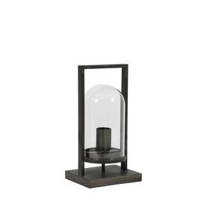 Tafellamp jelle antiek zwart