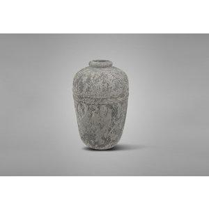 BRYNXZ vase double edge rustic M