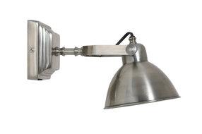 Light en Living Light & Living Landelijke wandlamp antiek zilver