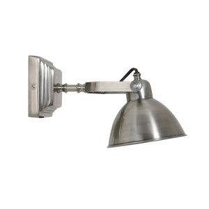 Light & Living Landelijke wandlamp antiek zilver