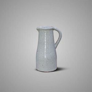 Jug antique white