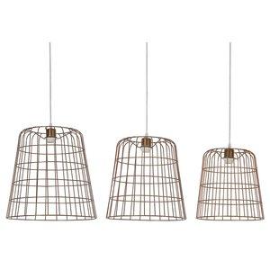 Hanglamp-L koper