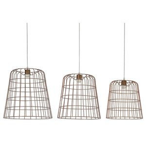 Light & Living Hanglamp-L koper