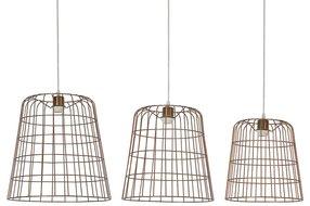 Light en Living Light & Living Hanglamp-M koper