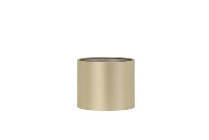 Light en Living Light & Living Kap cilinder 15-20-20 monaco goud
