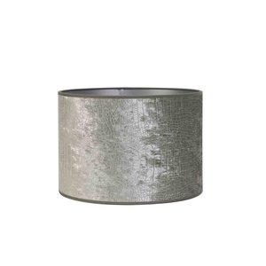 Kap cilinder 30-35-35 Chelsea  Velours Zilver
