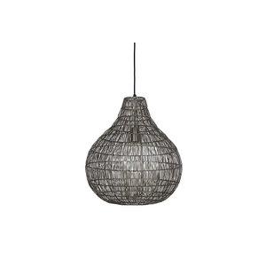 Light & Living Hanglamp Kayla antiek tin
