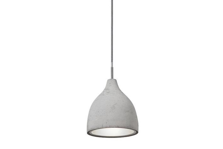 Light en Living Light & Living Industriele hanglamp beton