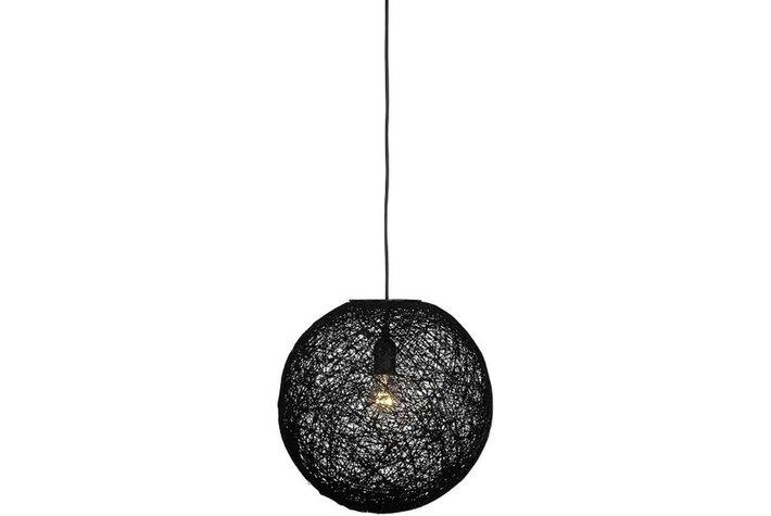 Label 51 Label51 hanglamp twist zwart XL